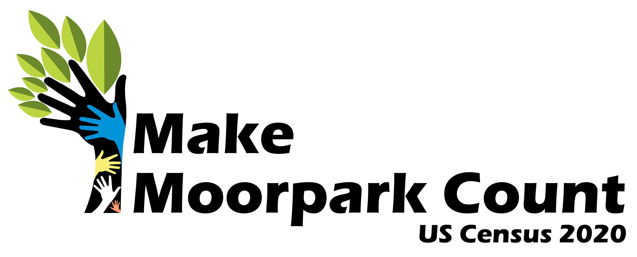 Census 2020 Moorpark Logo