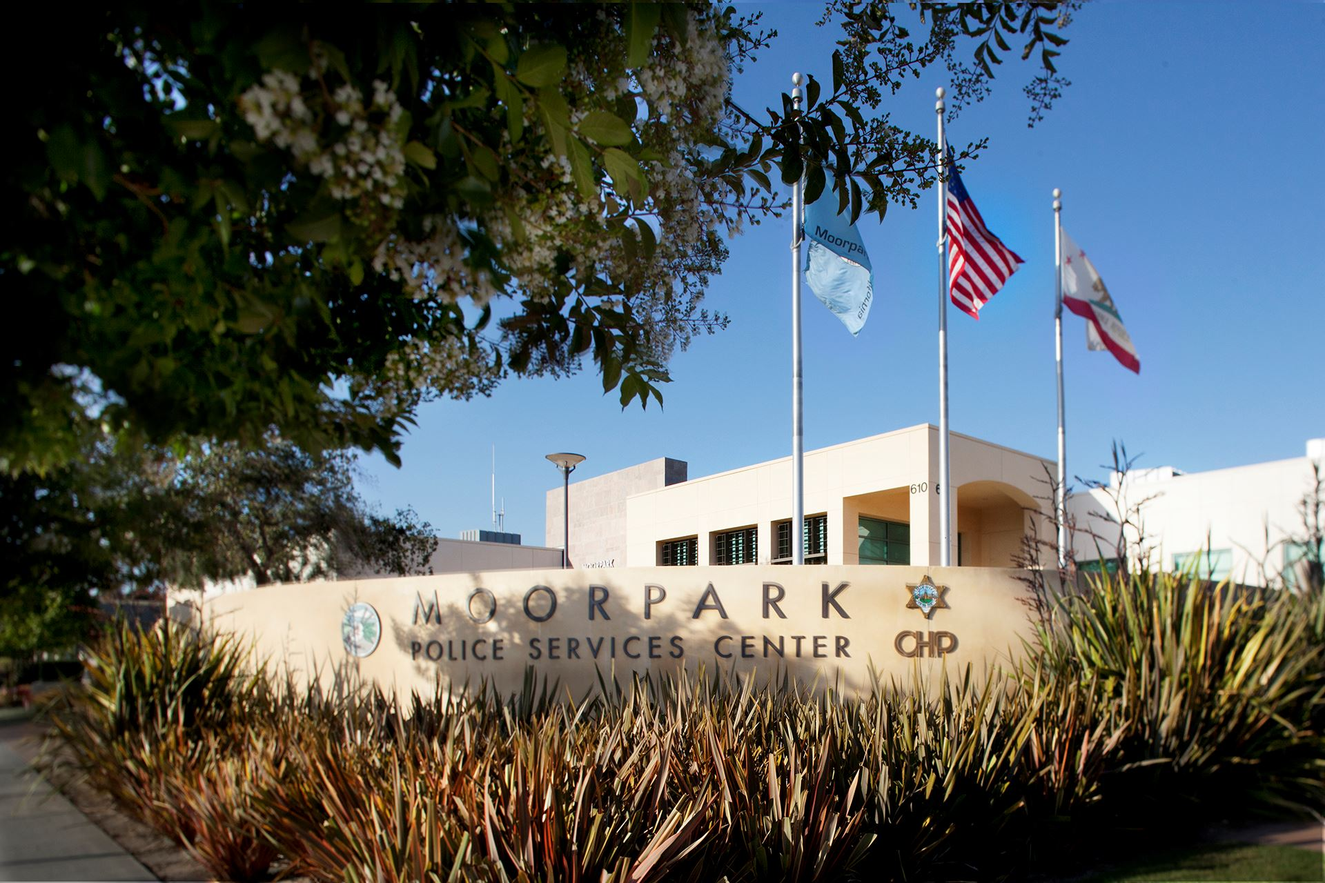 Moorpark Police Station