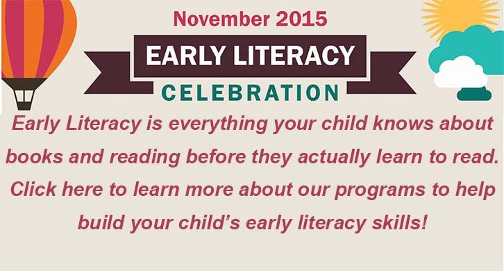 early literacy slide