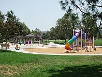 Mountain Meadows Park Playground View 2