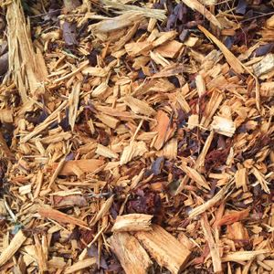 Picture of Gold-Toned Mulch