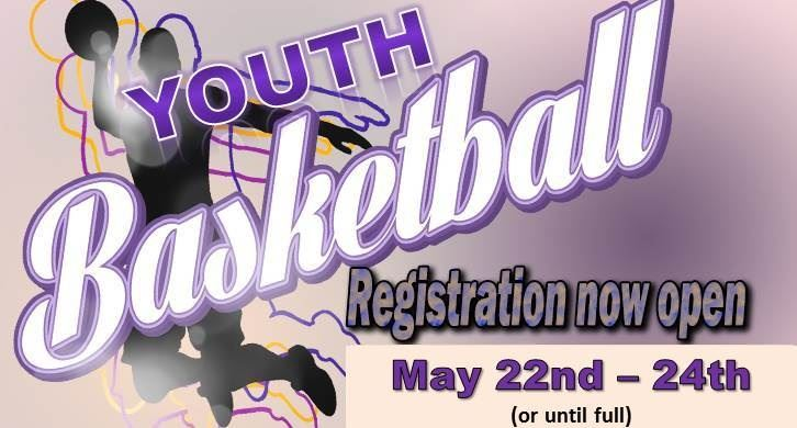 Youth basketball for Facebook