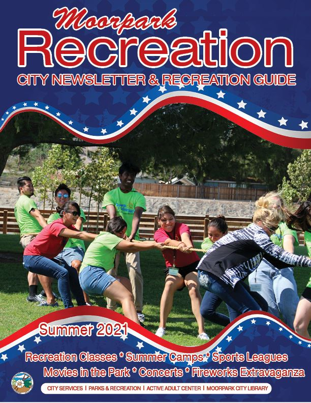 Recreation Guide Summer 2021 Opens in new window