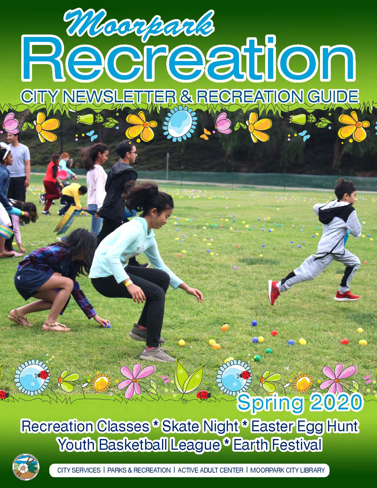 Spring 2019 Recreation Guide Opens in new window